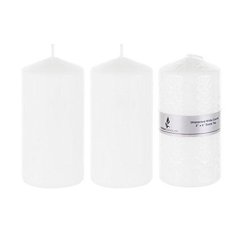 Mega Candles - Unscented 3