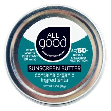 All Good Sunscreen Butter - SUPER water resistant!