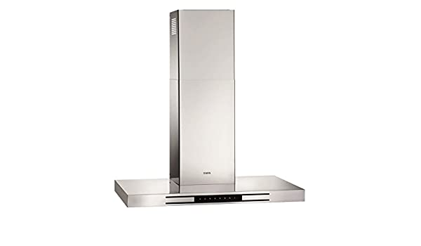 AEG: pared Campana, diseño, 60 cm, Canalizado, cromo, awh6510gm: Amazon.es: Grandes electrodomésticos