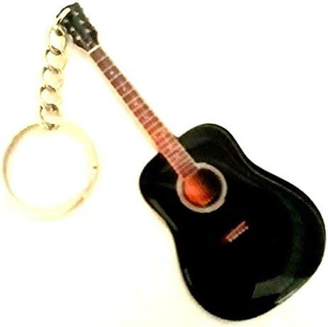 Music Legend Collection - Llavero de Metal con Forma de Guitarra ...