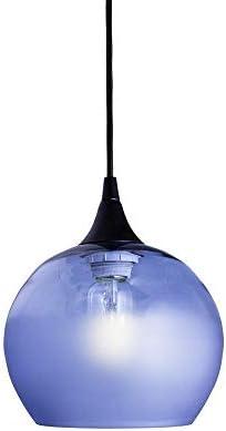 Bicycle Glass Atmospheric Single Pendant Light Form No. 767