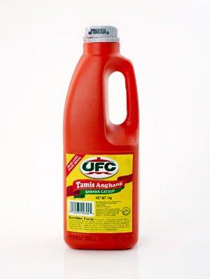 Amazon Com Ufc Banana Catsup Tamis Anghang 1kg Ketchup Grocery