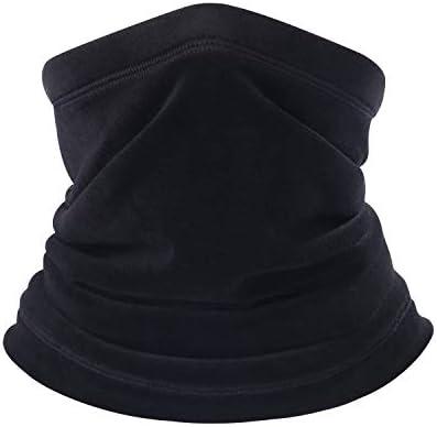 BINMEFVN Polar Fleece Neck Warmer product image