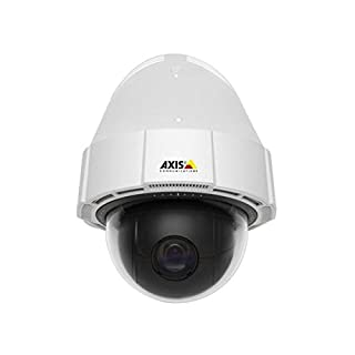 Axis Communications 0588-001 Outdoor-Ready HDTV 720p Pan-Tilt-Zoom Dome Network Camera