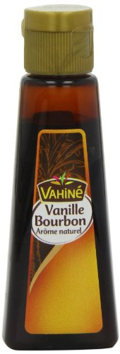 Vahine - All Natural Bourbon Vanilla Extract from France 1.69 Fl.oz 50ml Bourbon Vanilla Extract