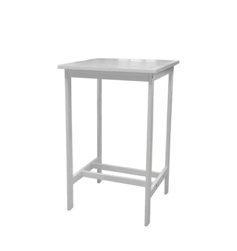 Wood Outdoor Table (Vifah V1357 Bradley Outdoor Wood Bar Table)
