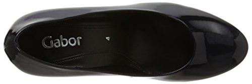 Gabor35-210 Zapatos Laqueados para Mujer azul - azul (Ocean)