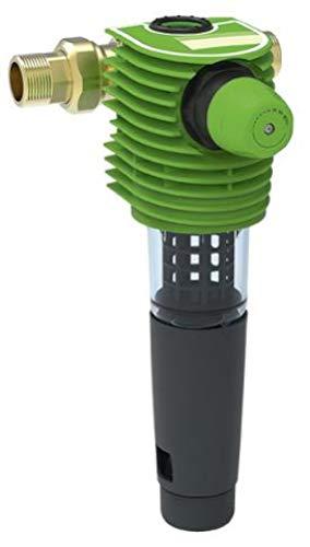 DN 25 BOXER RDX Gr/ünbeck 101530 R/ücksp/ülfilter Wasserfilter 1 - zur Filtration von Trinkwasser inkl Mehrfarbig Zubeh/ör