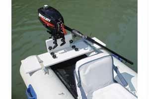 MMCPS Sea Eagle Paddle Ski Inflatable Kayak Gas Motor Mount by Sea Eagle