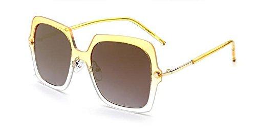 de du style cercle soleil rond vintage Tranche polarisées inspirées en métallique de Lennon retro Jujube lunettes nWRq46R