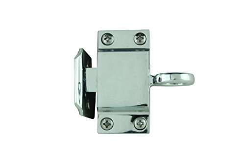 Solid Brass Transom Window (Chrome Solid Brass Transom Window Latch | Renovator's Supply)