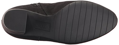 Cole Women's Bootie Heel Sock Time Black Kenneth Mi Shaft REACTION Ankle for Fun High Hq7dggEw