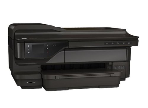 HP OfficeJet 7610 Wireless Color Photo Printer with Scanner, Copier and Fax, HP Instant Ink & Amazon Dash Replenishment Ready (CR769A) (Format Wide Hp Scanners)