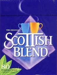Brooke Bond Scottish Blend 80s