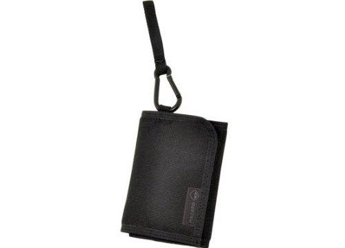 Wafer Tri fold Security Wallet Hazard