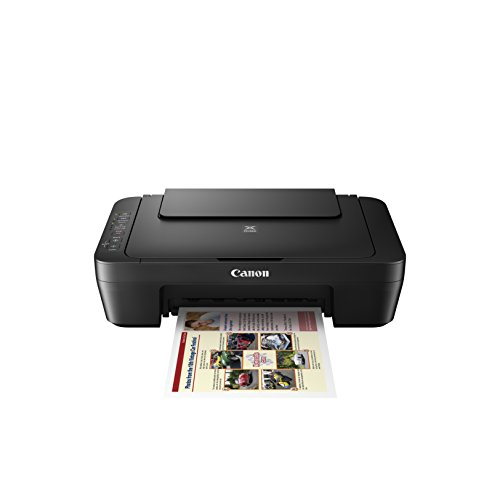 Canon MG3029 Wireless Color Photo Printer with Scanner and Copier, Black by Canon