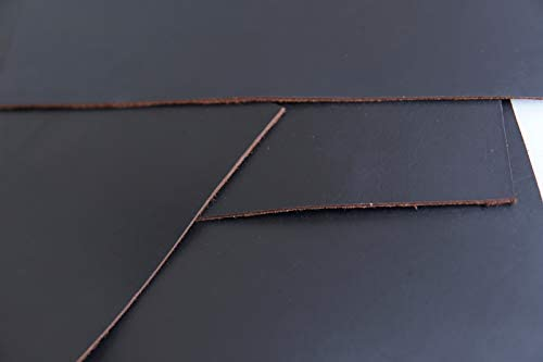 Leather Square 2.0mm Thick Tooling Leather Crafts Full Grain Leather Hide Crafting Leather Accessories QYHQ