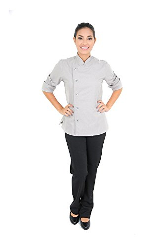 3/4 Sleeve Chef Coat - 9