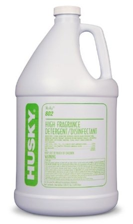 Canberra Husky Surface Disinfectant Cleaner - 802EA - 1 Each / Each - Husky Disinfectant