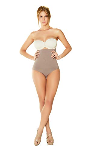 DIANE & GEORDI Dj05L4 High Waist Panty Girdle for Women | Fajas Colombianas