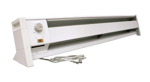 Fahrenheat FBE15002 PORTABLE HEATERS, White
