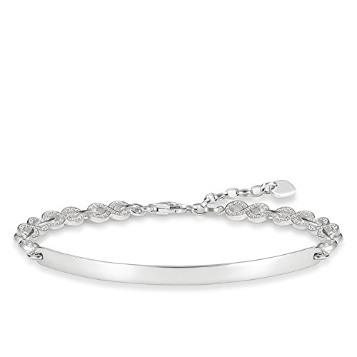 Thomas Sabo Love Bridge, Femmes Bracelet, Argent sterling 925