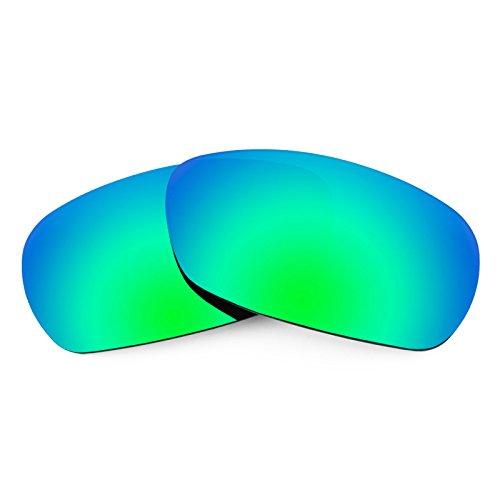 Verres de rechange pour Smith Method — Plusieurs options Polarisés Elite Rogue Vert MirrorShield®