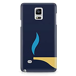 Loud Universe Aladdin Lamp Samsung Note 5 Case Classical Classic Cartoon Network Samsung Note 5 Cover with 3d Wrap around Edges