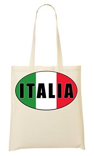 Italia Bolso De Mano Bolsa De La Compra
