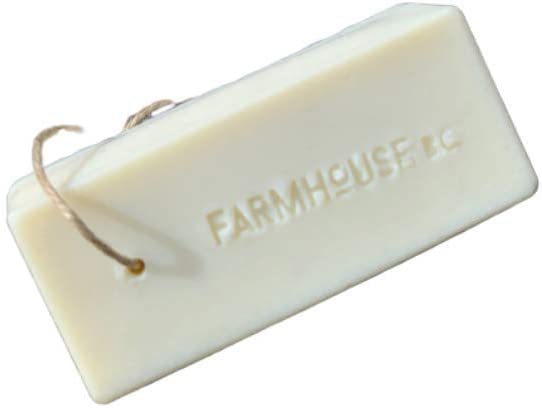 Kitchen dish, cleaning, veggie and hand soap, solid bar. Handmade, organic, mild, cuts grease and grime. Plastic-free soap and eco-friendly packaging. Vegan-friendly and cruelty-free soap. Unscented