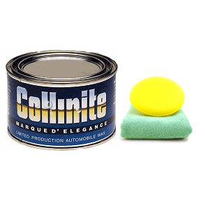 Collinite Marque D'Elegance Carnauba Paste Wax #915 Combo