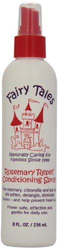 Fairy Tales Repel climatisé Spray, Rosemary, 8 once liquide