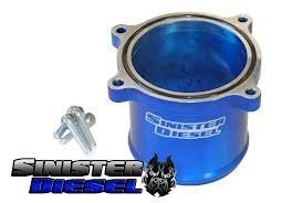 Price comparison product image Sinister Diesel Throttle Valve Delete 07.5-12 Dodge Cummins 6.7L SD-TVD-6.7C