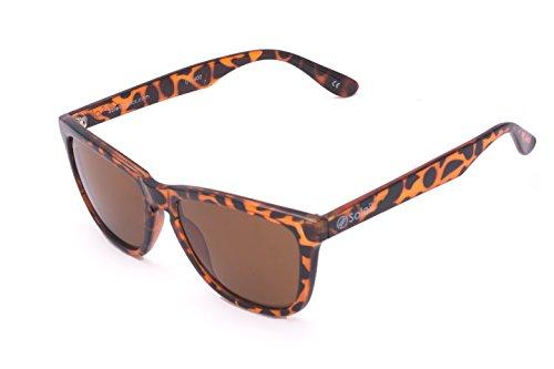 Soleil McLEAN Hermes, Brown Amber Lens, Tortoise Shell - Mens Hermes Sunglasses
