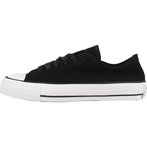 Calzado deportivo para mujer, color Negro , marca CONVERSE, modelo Calzado Deportivo Para Mujer CONVERSE 149652C Negro Negro