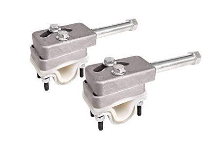 Estabilizadores para carretilla | Adaptadores de rueda de jardín para carretilla X 2 | Conjunto de rueda con kit adaptador: Amazon.es: Industria, empresas y ciencia