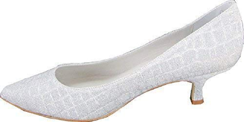 pour femme talons sandales Argent Patrizia dini à qwHII4