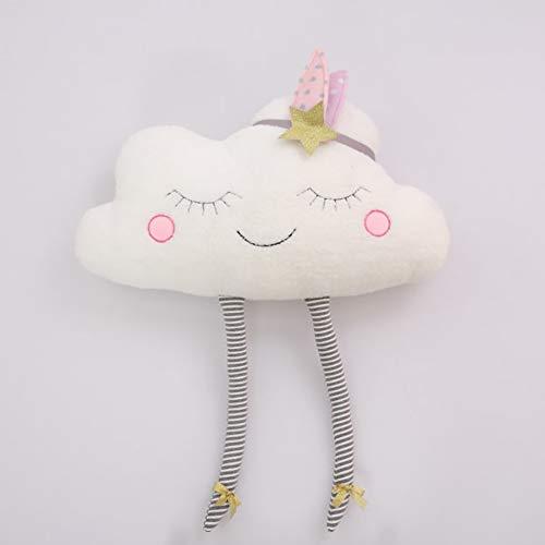 SparY Cojín con Forma de Nube, decoración del hogar ...
