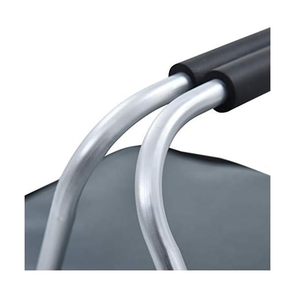 Festnight Borsa Frigo Pieghevole in Alluminio 46x27x23 cm Borsa Pranzo Borsa Frigo Piccole Pieghevole Borsa de Picnic… 5 spesavip