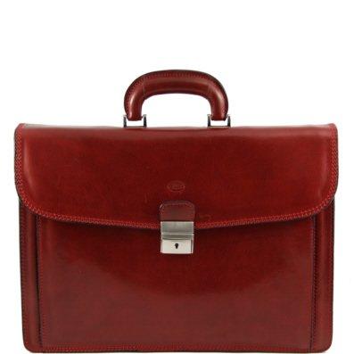Napoli-Sacoche en cuir de Tuscany Leather