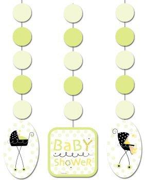 Stroller Fun Baby Shower - 9