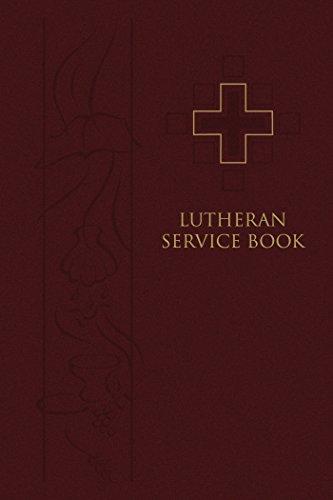 F.R.E.E Lutheran Service Book: Pew Edition<br />[Z.I.P]