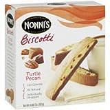 Nonnis Biscotti Turtle Pcn 8pk