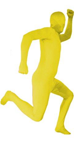 Yellow Full Body