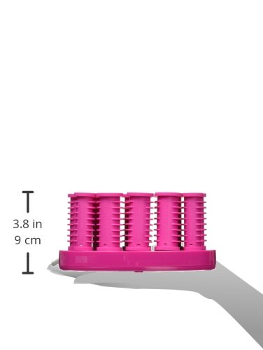 Conair Rollers Instant Heat Compact : Conair instant heat compact hot hair rollers