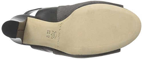 Spiga Cara Women's Sandal Dress Via V Steel 6tdqSyw