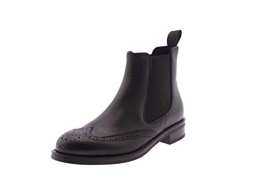 FRAU - Zapatillas para deportes de exterior para mujer Negro negro 36 negro
