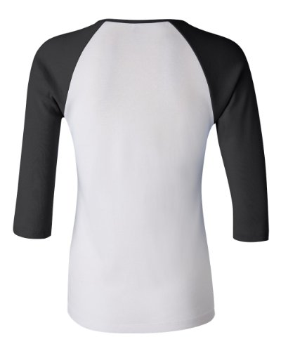 2018 Super Bowl Lii 52 Champions Eagles Women s Bella Canvas Baby Rib  Raglan T-Shirt Football Fan Tee - White Black - Buy Online in Oman. 90f7e798c