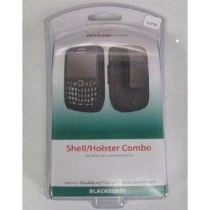 - Blackberry Curve 8530 Shell Holster Combo
