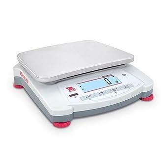 Amazon.com: Ohaus NVT6200 - Balanza electrónica: Industrial ...